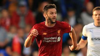 PSG plot move for Liverpool midfielder Adam Lallana