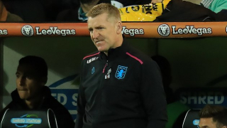 ​Aston Villa manager Smith wary of Norwich