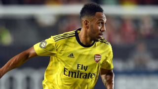 Arsenal captain Aubameyang hints being upset with jeering home fans