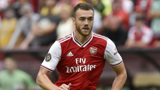 Arsenal defender Calum Chambers: Fulham loan great for me