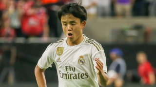 Real Betis in Real Madrid talks for Takefusa Kubo