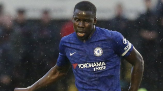 Everton, Leicester join battle for Chelsea defender Zouma