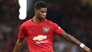 Man Utd forward Rashford has 'no problem' with Pogba penalty