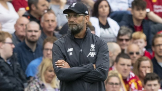 Liverpool boss Klopp on Napoli trip: I hope the showers work