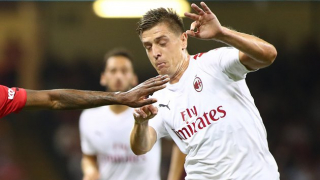 West Ham, Aston Villa in AC Milan contact for Krzysztof Piatek