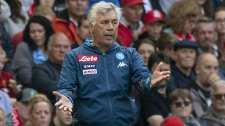 Napoli captain Insigne: Ancelotti gives us title edge