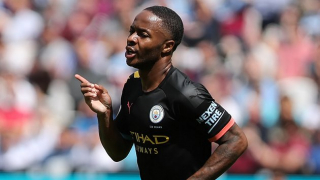 Man City boss Guardiola sets Sterling massive goals target