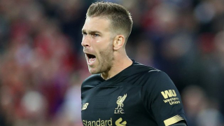 SNAPPED: Mignolet, Mel quick to congratulate Liverpool hero Adrian