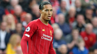 ​Van Dijk hopes trophies become habitual for Liverpool