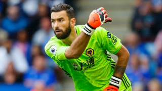 Wolves goalkeeper Rui Patricio: Ikeme remains No1