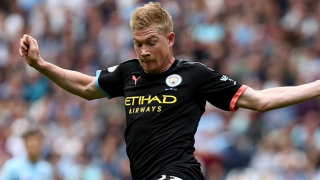 Man City attacker De Bruyne worried about condensed end to season