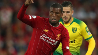 Liverpool ace Wijnaldum: Attacking Oranje role great for me