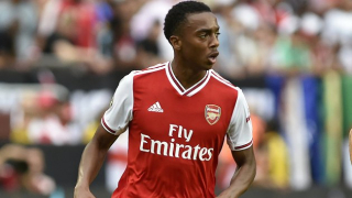 Arsenal midfielder Joe Willock delighted brothers Chris, Matty playing in England