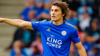 Caglar Soyuncu insists Leicester players calm over top four finish plans