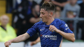 Nottingham Forest, Leeds move for Chelsea youngster Billy Gilmour