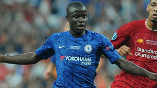Chelsea midfielder N'Golo Kante: I could've joined Marseille, Lens