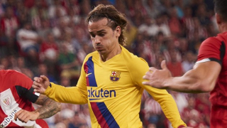 Barcelona directors fear Griezmann will be 'Coutinho repeat'