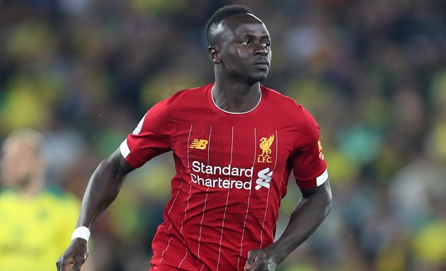 Mane reveals goals target for Liverpool attacking trio - Tribal Football