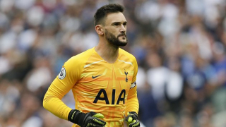 Tottenham captain Hugo Lloris: Man City and Liverpool still above us