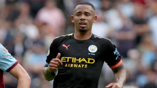 Man City forward Gabriel Jesus: I played as a winger at Palmeiras!