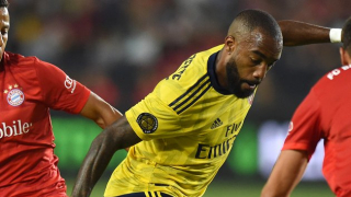 Arsenal striker Lacazette in contention for Sheffield Utd; Tierney available