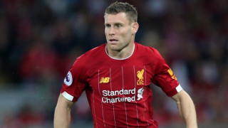 Liverpool midfielder Milner will resist Leeds return