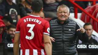 Sheffield Utd fullback Stevens: Wilder home truths set me on my way