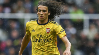 WATCH: Arsenal midfielder Guendouzi booked for being sarky