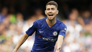 Agent: Chelsea midfielder Jorginho now out of reach of Napoli
