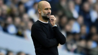 Anderlecht player-manager Kompany: Man City must keep Guardiola