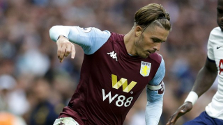Aston Villa ace Grealish added to 8-man Man Utd shopping list