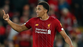 Liverpool fullback Alexander-Arnold breaks new record