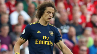 Arsenal defender Luiz: Emery? I don't judge anybody