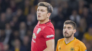 Man Utd centre-back Maguire: Leicester should be happy with deal