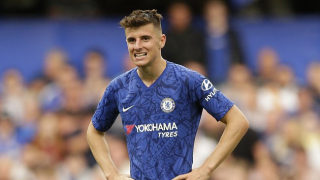 Chelsea midfielder Mount appreciated chance to play with Cole