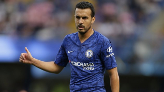 Roma move for Chelsea attacker Pedro