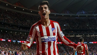 Atletico Madrid coach Simeone: Diego Costa happy for Morata