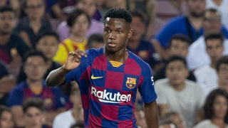 REVEALED: Messi's brother advising Barcelona youngster Ansu Fati