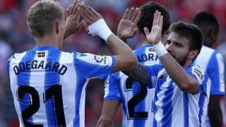 Atletico Madrid coach Simeone impressed by Real Sociedad stadium