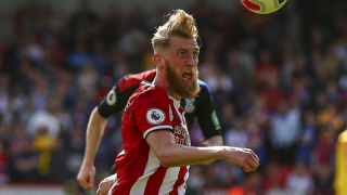 Sheffield Utd striker McBurnie leaves door open to Rangers move