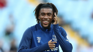 ​Everton winger Iwobi: Ancelotti improving me every day