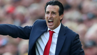 Arsenal boss Unai Emery: Our identity WILL be playing out from the back
