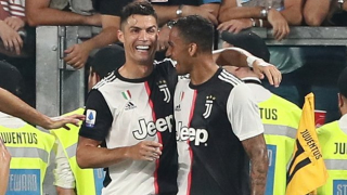 Juventus fullback Danilo: Our first-half not good enough