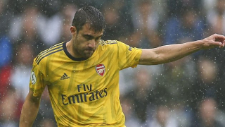 Arsenal defender Sokratis in Everton talks