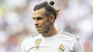 Gareth Bale again pictured leaving Real Madrid win early