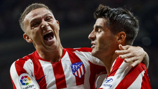 Trippier: What Diego Costa calls me at Atletico Madrid