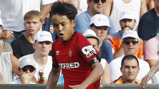 Osasuna targeting Real Madrid midfielder Takefusa Kubo