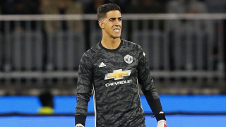 Man Utd keeper Pereira apologises for Hearts howler