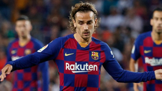 Busquets: Barcelona players fully behind Griezmann