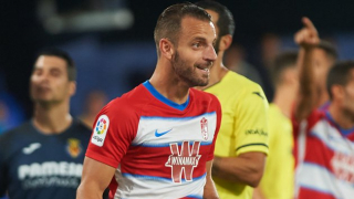 Granada striker Soldado: I didn't do myself justice at Real Madrid
